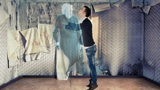 Liberare casa infestata dai fantasmi