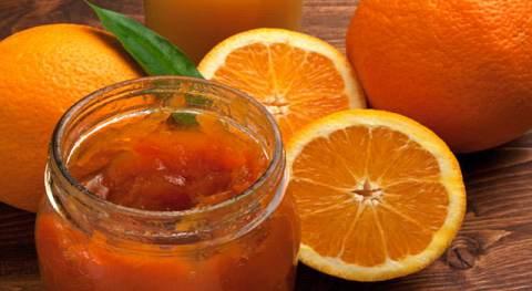 confettura di arancia