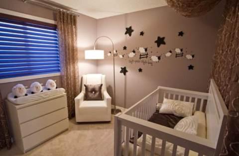 Arredare camera neonato