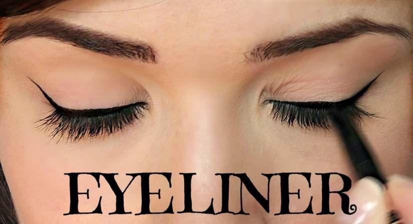 come si mette eyeliner