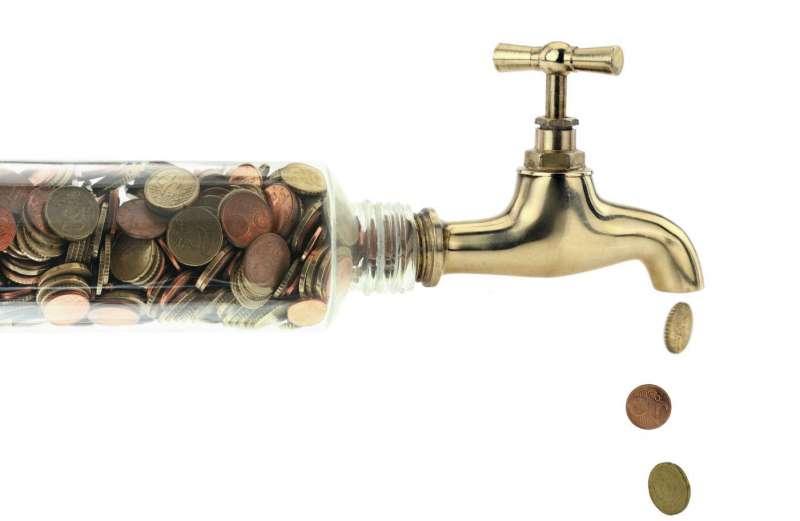 come non sprecare acqua e risparmiare