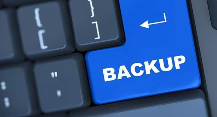 fare backup di windows 10 immagine