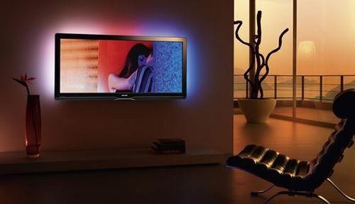 tv a parete