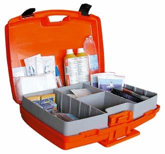 creare un kit di pronto soccorso