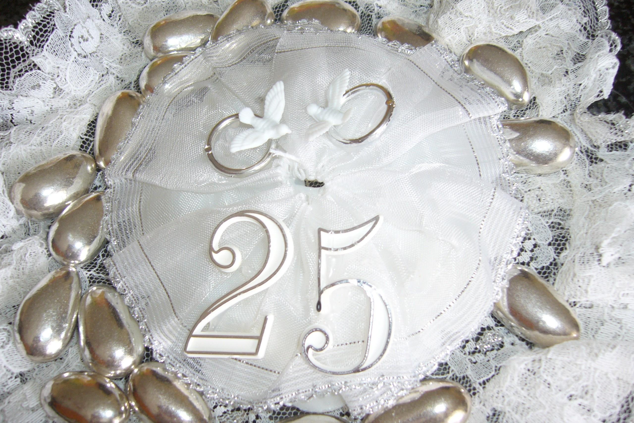 come organizzare le nozze d argento in modo