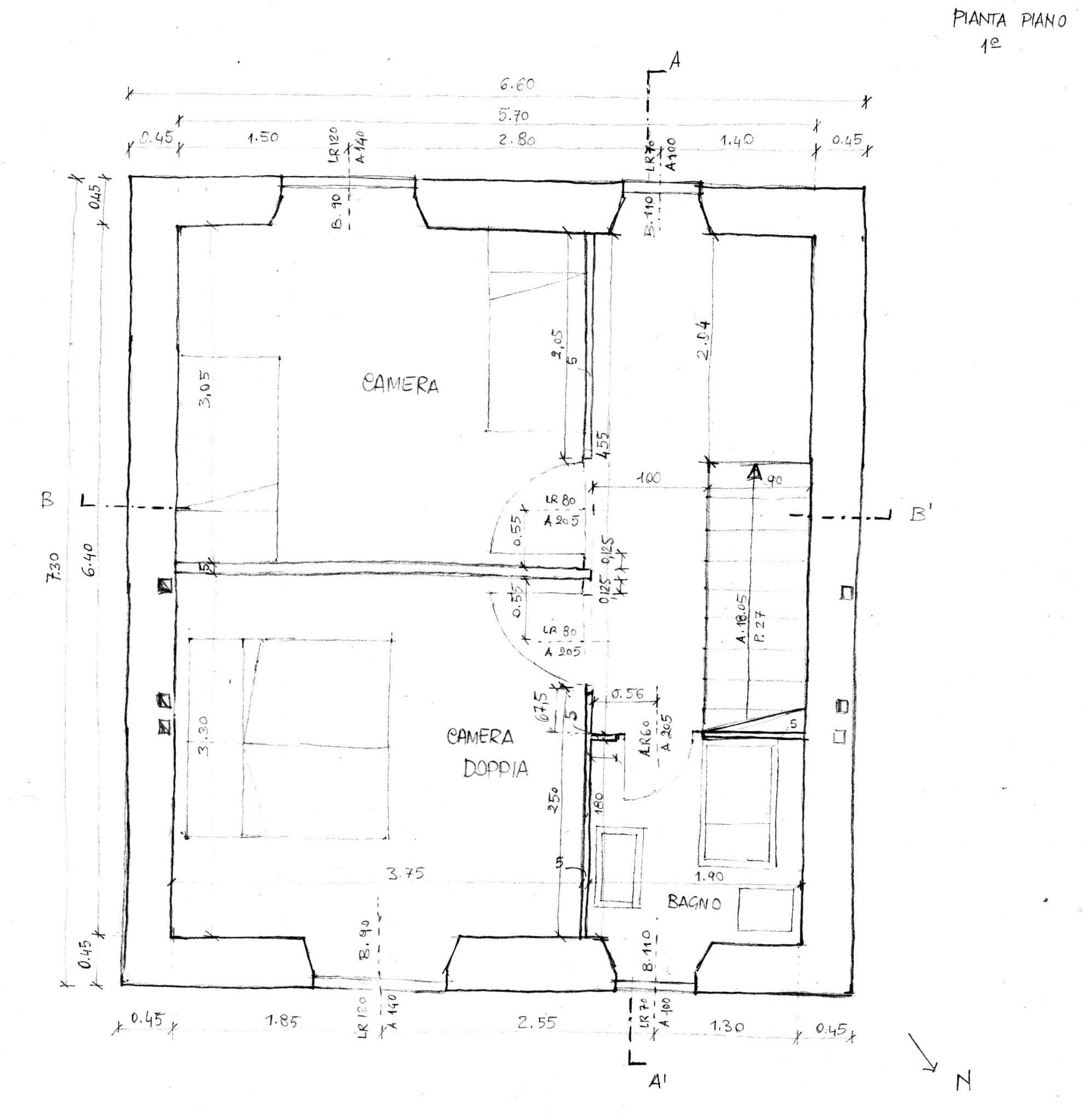 Come calcolare i metri quadrati di una casa for Casa di 2000 metri quadrati