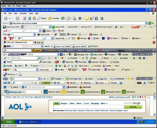 rimuovere-toolbar-browser