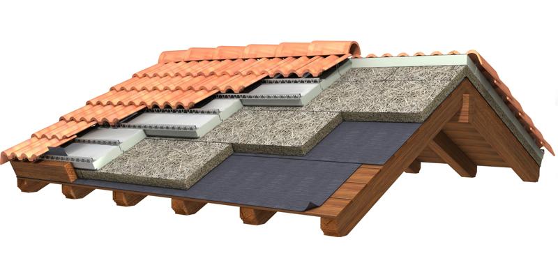 Come si fa per isolare il tetto casa - Alzare il tetto di casa ...