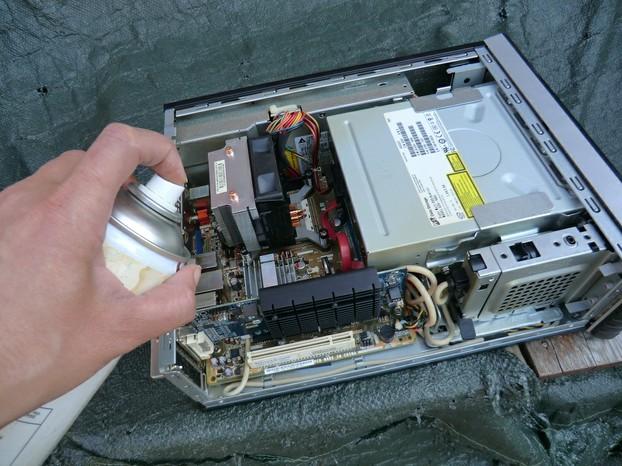 come-pulire-computer-polvere