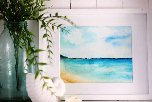 come-dipingere-spiaggia-mare-copertina