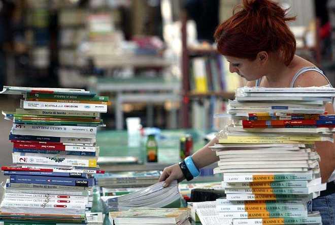 Come risparmiare sull 39 acquisto dei libri di scuola for Libri scuola