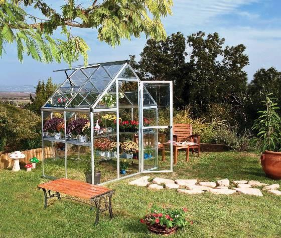 Come creare una serra per piante scopri come fare - Costruire una serra in casa ...