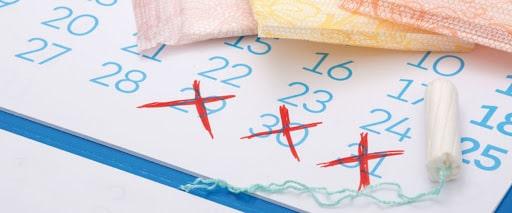 come far durare poco il ciclo mestruale