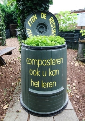 Come fare il compost in casa scopri come fare for Concime per gerani fatto in casa