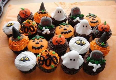 come-fare-dolci-halloween-cupcake