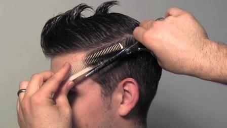 Come tagliare capelli da soli uomo