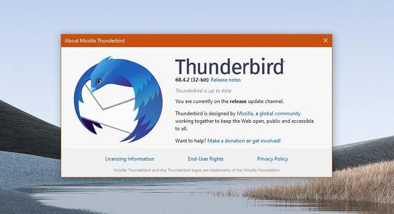 file msf thunderbird