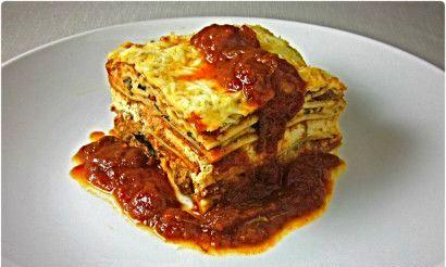 come-cucinare-lasagne-imbottite-ricetta - Come Cucinare Le Lasagne