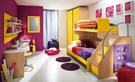 Camera Dei Bambini Feng Shui : Come arredare la cameretta dei bambini seguendo le regole del feng shui