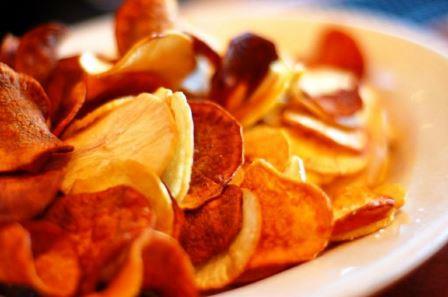 come fare chips di sedano rapa ricetta