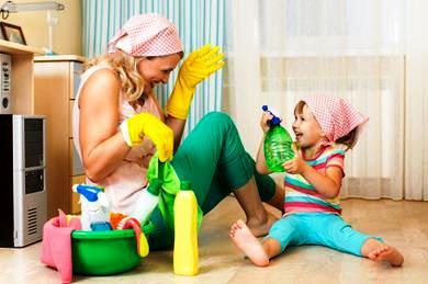 Come pulire la casa senza usare detersivi - Come pulire casa ...