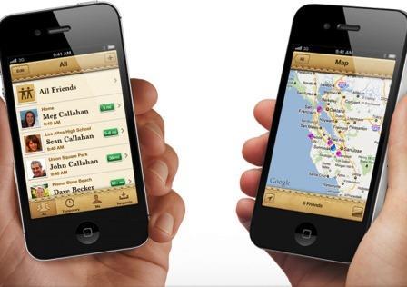 come localizzare iphone dal mac