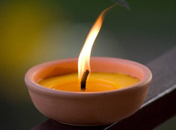 Come realizzare candele alla citronella