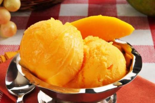 Come si fa il gelato al mango - Ricetta