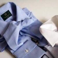 stirare una camicia