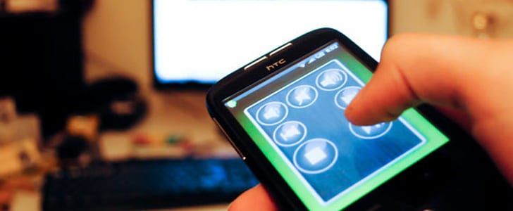 Trasformare lo smartphone in telecomando universale