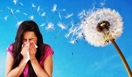 Come alleviare allergia