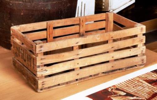 come preparare una cassetta in legno per il fai da te