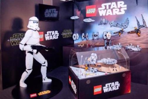 Videogioco Lego Star Wars