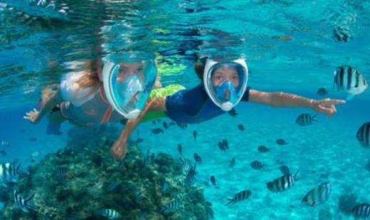 come-imparare-fare-snorkeling