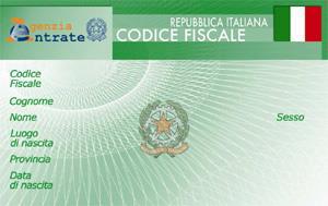 come trovare codice fiscale