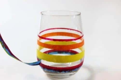 Come Dipingere i Bicchieri da Vino: 13 Passaggi