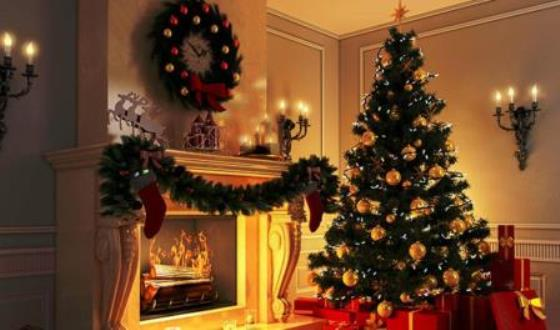 Come decorare l albero di natale in maniera alternativa ed ecologica - Come decorare la casa per natale ...