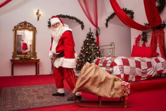 Come decorare la stanza dei bambini a tema natalizio - Decorare camera bambini ...