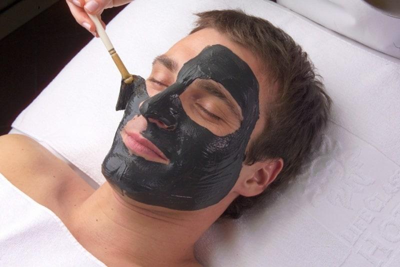 maschera nera fai da te