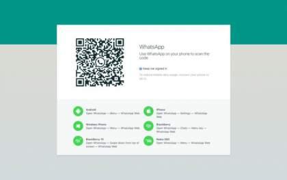 Come avviare whatsapp dal pc
