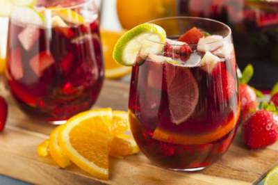 ingredienti sangria