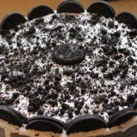torta con i biscotti oreo