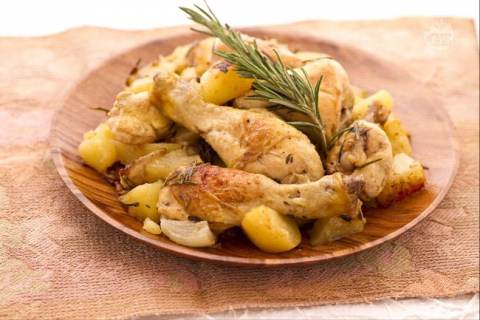 ricetta con pollo