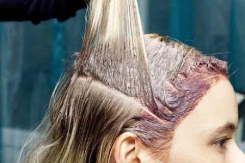 colore tinta di capelli