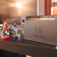 nintendo switch videogame