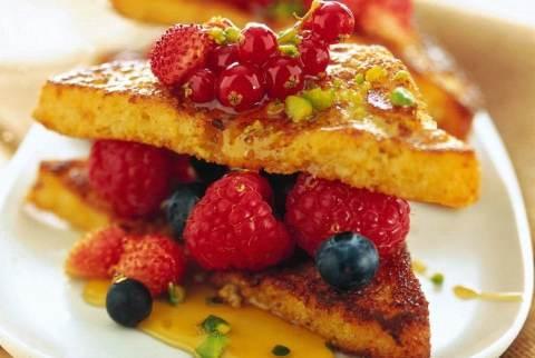 colazione french toast