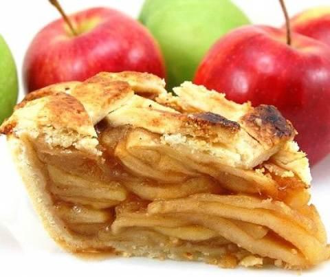 preparare apple pie