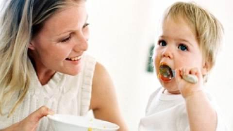 alimentazione corretta per i bambini