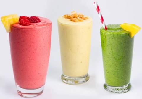 frullato sano e nutriente