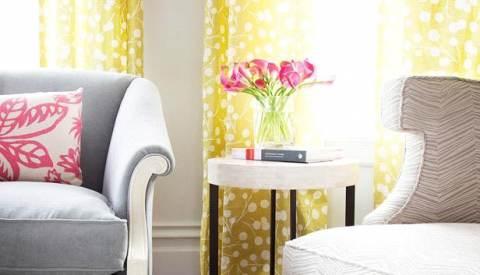 Come rinnovare la casa in primavera spendendo poco - Arredare casa spendendo poco ...